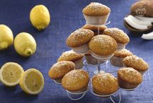 Alcoholic muffins and cupcakes