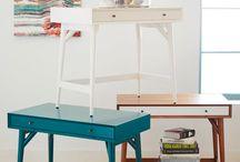 Desks for fun work