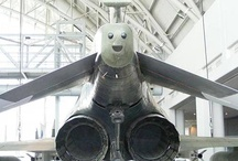 It has a face!