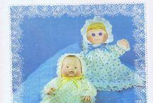 Baby Dolls Ruby's Fashion Doll World / by Vintage Patterns Dazespast