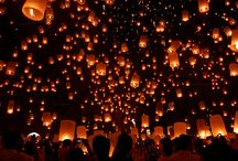 CANDLES & LANTERNS / by Danielle Edwards