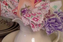 Handkerchief quilt ideas / by Karin Davis
