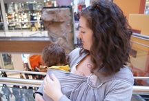 Babywearing / The art of wearing you baby