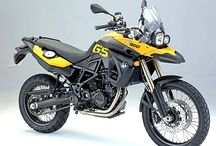 Motorbikes / Pictures of the kind of bikes we are using