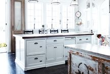 kitchens / by Stacy Walden