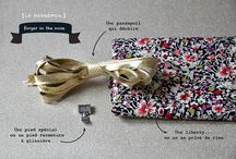 Couture / Sewing tips and sewing projects