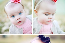 Baby and kids photo inspirations