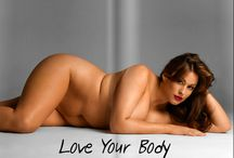 Jennifer Maitland / plus size beautiful woman