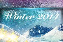 Winter 2014 iPhone 4 lock screen / Winter 2014 iPhone 4 lock screen