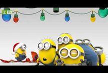 christmas greetings videos
