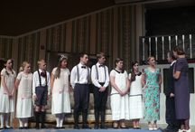 Fall 2013 play / Cheaper by the Dozen