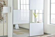 Panel wardrobe