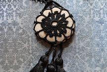 Вязание на камнях