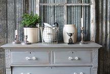 muebles violet gray /gris violeta