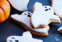 Halloween Recipes / This Halloween, learn our baking tricks to create some creepy treats!