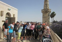 8th Grade Israel Trip / by The Jewish Day School