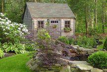 Studio landscaping
