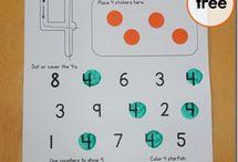 Teaching numbers