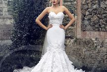 Aviary Collection 2015 / A bird inspired bridal collection