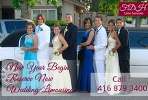 New Year Begin, Reserve your Wedding Limousines / New Year Begin, Reserve your Wedding Limousines