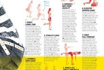 Workouts / by Kristine El-Zokm