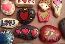 Painted Rocks-Sarasota Rocks