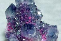 ásványok, féldrágakövek