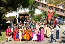 The Grand Baraat / Baraat is one place for the Indian Groom to impress. Here are some ideas fr dramatic entry.