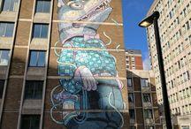 Bristol Graffiti & Street Art