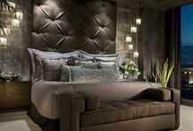 Interiour bed room