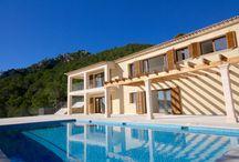 Fincas with sea views in Mallorca