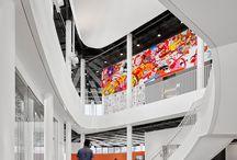 Spaces - atrium