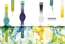 Montres Nixon / Notre collection de montres Nixon est à découvrir sur http://www.montres-et-plus.com/montres/nixon.html