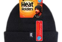 Heat Holders Hats, Gloves & Neck Warmers