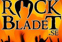 Bang your head... / Rockvärlden,,,