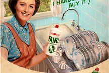vintage advertising & illustration