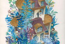 favorite illustrators