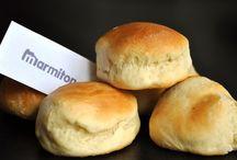petits pains (hamburger)