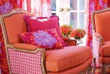 Pink and Orangje