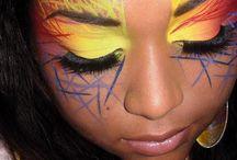 Facepaint and makeup