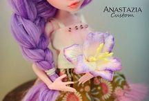 repainted dolls <3