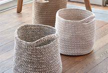 Crochet interiør
