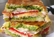 Sandwich  / by Kim Mittlestadt