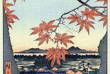Hiroshige Blue