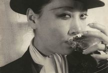 """Anna May Wong /  Anna May Wong, the first Chinese-American movie star, was born Wong Liu Tsong on January 3, 1905, in Los Angeles, California, to laundryman Wong Sam Sing and his wife, Lee Gon Toy. A third-generation American, she managed to have a substantial acting career during a deeply racist time when the taboo against miscegenation meant that Caucasian actresses were cast as """"Oriental"""" women in lead parts opposite Caucasian leading men."""