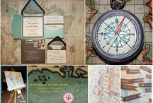 around the world / maps! / by Jazmyne Craven