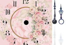 printing clock