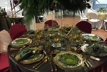 2015 Holiday Gala / Look at all the beautiful tables our hosts created for the 2015 Holiday Gala at the Colquitt County Arts Center.