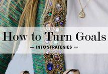 Goals | Strategies | Action Plans