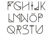Letras y garabatos